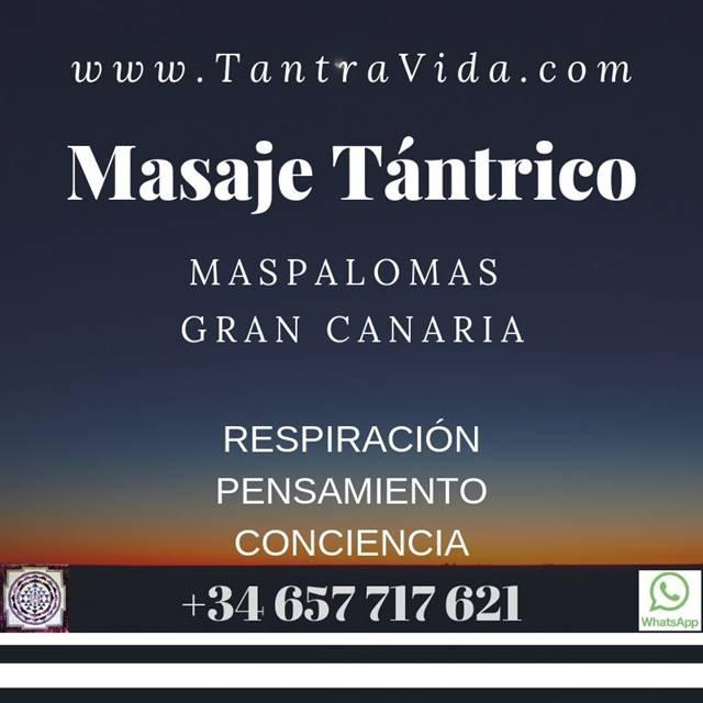 Masaje Tantrico en Maspalomas GRAN CANARIA